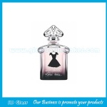 100ml High Quality Colored Perfume Glass Bottles With Cap and Sprayer