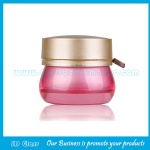 100g New Item Glass Cosmetic Jar With Matched Lid