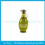 250ml Bird Clear Olive Oil Glass Bottle