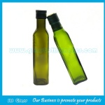 500ml Antique Green,Dark Green MARASCA Olive Oil Glass Bottle