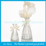 50ml,150ml Clear High Quality Aroma Diffuser Glass Bottles