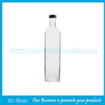 750ml Clear MARASCA Olive Oil Glass Bottle