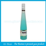 375ml Frost Glass Apple Juice Bottle With Cap